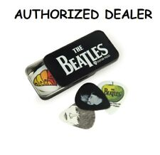 Beatles 15 Guitar Picks Signature Series Planet Waves Pick Tin 1CAB4-15BT1