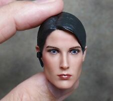 1/6 MARIA HILL Head sculpt Black Widow Wonder Woman Hot Toys Phicen Body KUMIK 1
