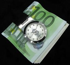 PLAYAZ*CASH*DOLLAR*MONEY CLIP*GELDKLAMMER*MONEYCLIP*BLING*UHR*SELTEN RAR*MD