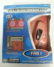 THUNDERBIRDS - FAB 1 Micro Full Function Radio Control Unopened Impact Carlton