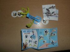 Kinder Joy, Ice Age 4, UN302  + BPZ D.