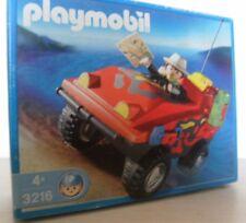 Playmobil 3216 Amphibienfahrzeug Vollständig mit Anleitung und OVP Playmobil