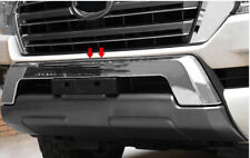 Fit For Toyota Land Cruiser LC200 2012-2015 Car Front Bumper Protector Dark gray