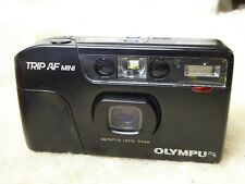 Olympus Trip AF mini 34 mm compact camera film tested all working 100%