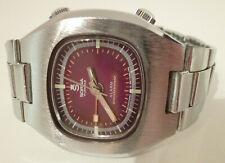 Rareza: verdadera de lujo vintage sorna breitling Automatic alarma swiss made reloj