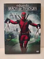 Edouard au mains d'argent Edition Deadpool DVD -Pal Zone 2 -Neuf / New & Sealed