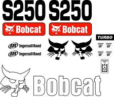 S250 S repro decals /  kit / sticker set US seller Free shipping fits bobcat