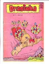 "Brashinha No 7 1968  -Brazilian Hot Stuff- ""Giant/Balloons Cover ! """