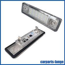 LED SMD SET OPEL Kennzeichenbeleuchtung Kennzeichen Leuchte  NEU
