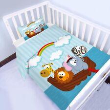 Funda Nórdica diseños divertidos 3D Cuna Bebé con Tejidos Suaves.Sabana Nordica