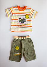 Conjunto camiseta y pantalón Road Trip (Talla 6 meses)