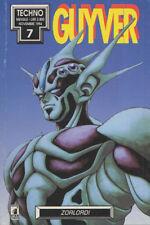 manga STAR COMICS GUYVER numero 7