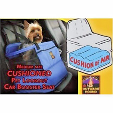 Kyjen Outward Hound Dog & Cat Pet Elevated Car Booster Seat - Pets up to 14kg