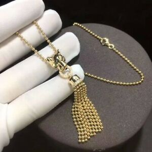 Cartier Panthere Necklace 18k  Real Gold/Natural Diamond