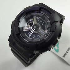 Black Casio Baby-G Ani-Digi 3D Watch BA110BC-1A