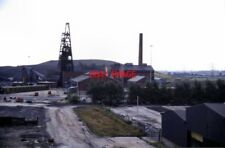 PHOTO  1994 DONCASTER ROSSINGTON COLLIERY THIS IS NOW DEMOLISHED BUT THE HEAD GE