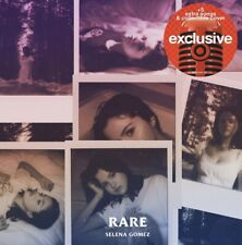 Selena Gomez Rare Target Exclusive Cd 5 Extra Tracks Collectible Cover 2020 Pop
