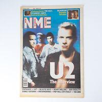 NME magazine 13 June 1992 U2 cover Beastie Boys Popinjays Boo Radleys The Orb