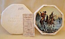 "Hamilton Collection ""Village Markers"",From Prideful Ones Cllctn, # 3606B,Coa, 8"""