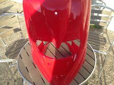 face avant  origine  stalker  neuve  rouge  4924005028  oem gilera piaggio
