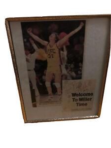 Cheryl Miller Autograph USC Trojans Framed Vintage 1983 Photo Newspaper Article