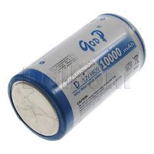 GODP D*1B New D Rechargeable Battery Ni-MH 1.2V 10000 mAh