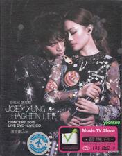 Joey Yung & Hacken Lee  容祖兒 & 李克勤 演唱会 Live 2015 Concert (MTV) 2 DVD R0