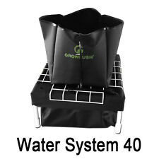 COMPLETE 1 X 19L BAG 40X40 HYDROPONIC SYSTEM WATERING GROWING KIT + WATER PUMP