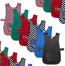 Tabard / Tabbard Apron Suitable For Catering, Cleaning, Work Wear, Uniform