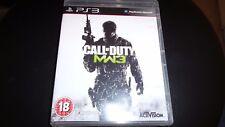 PS3 juego Call of Duty, Modern Warfare 3. probado y en funcionamiento.