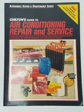 Chilton's Air Conditioning Repair and Service Manual Part no. 8035