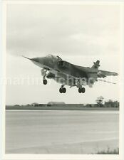 SEPECAT Jaguar GR1 RAF Lossiemouth Large Original Ministry Photo, BZ676