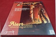 C64:  Indiana Jones in the Lost Kingdom - Mindscape 1984 Neu in OVP