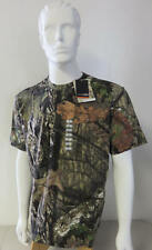 Mens 3XL Camo Short Sleeve T-Shirt Country Camouflage Mossy Oak New XXXL