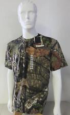 Mens 3XL Camo Short Sleeve T-Shirt Country Camouflage Mossy Oak New XXXL