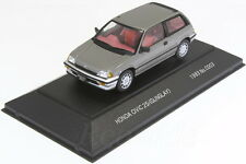 SAPI MODEL  1/43 Honda Civic 25i 1983 GunGray Limited Rare wonder