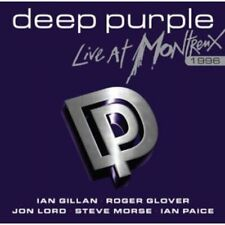 Deep Purple-Live at Montreux 1996 CD NUOVO OVP