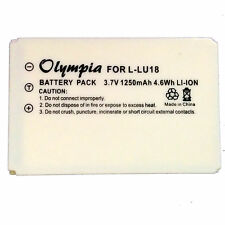 L-LU18 Battery for Logitech Harmony 1100 1000 915 Remote Li-Ion 1250mAh