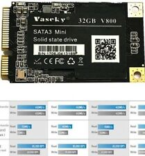 """Vaseky 1.8"""" 32GB SSD SATA 3 High Speed 450Mb/s Write Internal Solid State Drive"""