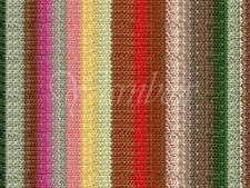 NORO ::Taiyo Sport #19:: cotton silk wool yarn 40% OFF! Green-Sage-Browns-Red