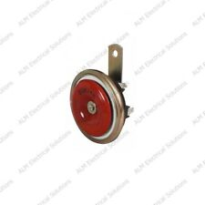 12V Electric Disc Horn - Low Tone - 0-642-17