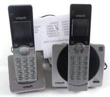 VTech CS6919-2 DECT 6.0 2 Handset Cordless Phone Caller ID Call Waiting