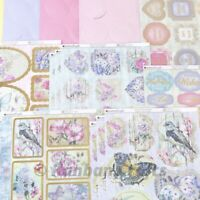 Kanban PASTEL FLORAL DELIGHTS PAPERCRAFT TOPPERS A4 Designs Crafts DECOUPAGE