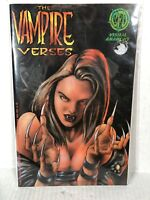 The Vampire Verses #1 NM 9.4 Visual Anarchy 1995. Bagged and carded