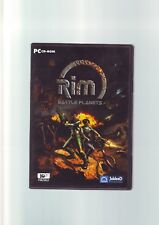 RIM : BATTLE PLANETS - 2001 STRATEGY PC GAME - FAST POST ORIGINAL & COMPLETE VGC
