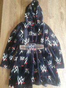 Boys WWE Housecoat Fleece Dressing Gown Age 10 / 11