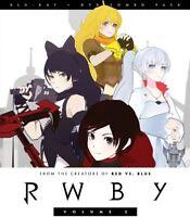 Rwby Volume 2 [New Blu-ray] 2 Pack