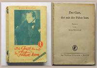 Elvestad Der Gast, der mit der Fähre kam Kriminalroman Ullstein um 1930 xz
