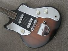 Kawai S160 vintage sixties Japanese guitar - rare model.
