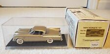 MINIMARQUE 43 1:43 RARE 57 STUDEBAKER GOLDEN HAWK  N/MOTOR CITY *ONE OF THE BEST